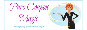 Pure Coupon Magic Website Banner