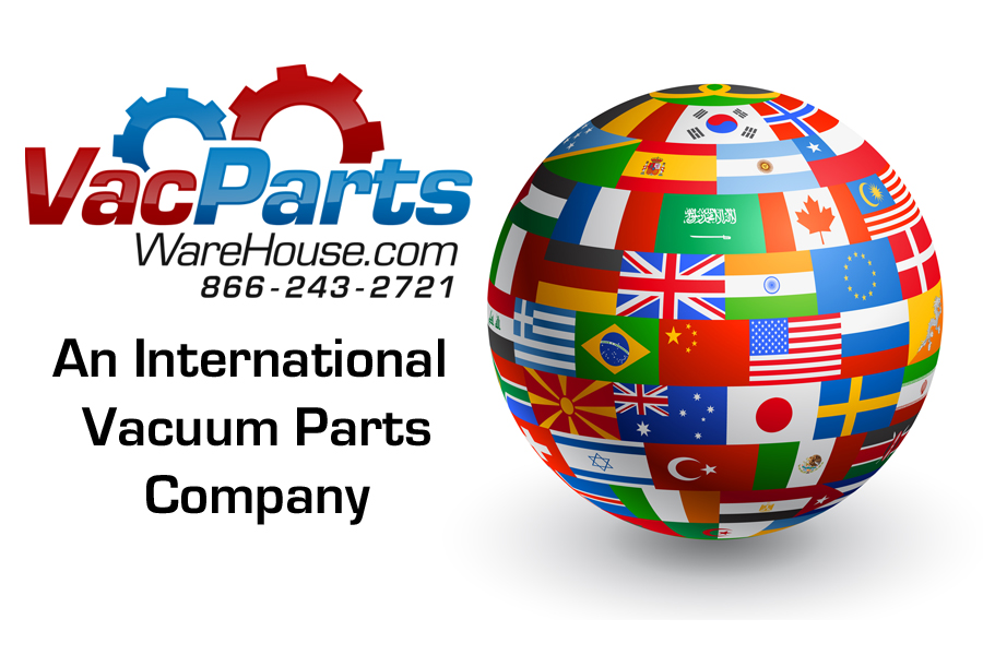 International Vacuum Parts