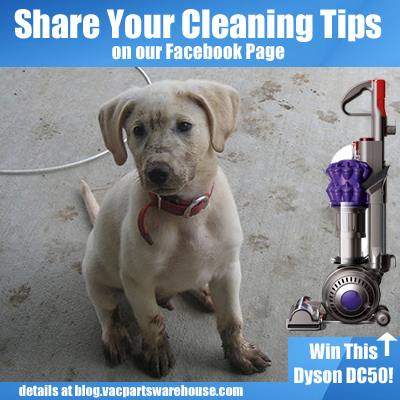 share your cleaning tips