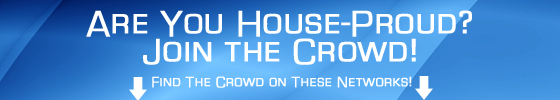The House Proud Crowd on Social Networks